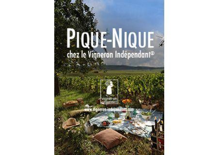 Pique Nique chez le vigneron indépendant