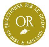 Guide Gilbert et Gaillard 2016 Médaille d'Or